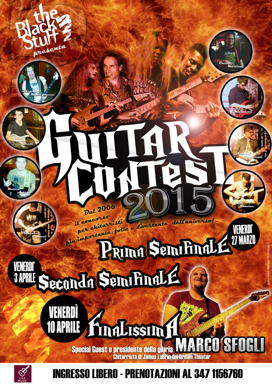 locandina black guitarcontest2 web