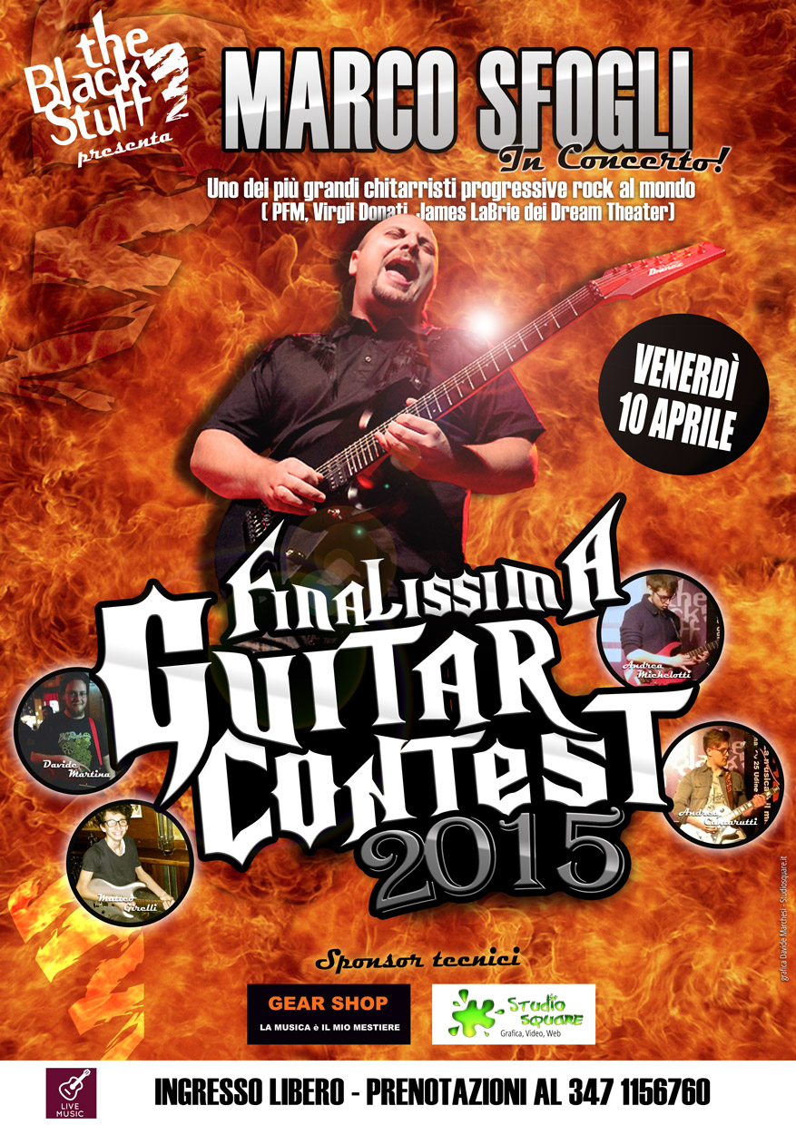 locandina black guitarcontest4 web